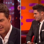 Zac Efron Decided To Give A Heart-Felt Tribute To Tom Cruise And Tom Went All Shy Like A Little School Girl