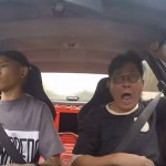 This Guy Decided To Prank His Dad In A Drift Car. His Reaction Was Priceless!