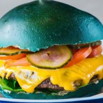 OMG! There's A Multi-Coloured Vivid Burger Available In Sydney And You Need To Try It Right NOW