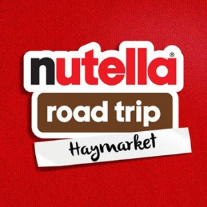 Featured Event Of The Day: Nutella Road Trip – Sydney Haymarket