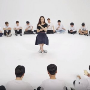 This Woman Sat In A Room With 40 Men Around Her. You Won't Believe What Happened Next