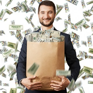 3 Simple Steps to Becoming a Self-Made Millionaire