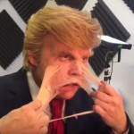 Johnny Depp Decided To Rip Off His Donald Trump Mask In Front Of The Camera. Seconds Later… OMG