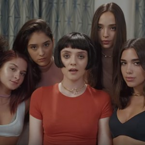 Dua Lipa Just Released Her Music Video And It's Loaded With Eye Candy