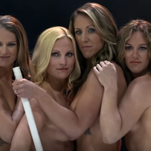 The U.S. Women's National Hockey Team Decided To Pose Naked To Call For Equitable Treatment