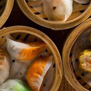Featured Event Of The Day: Eats On The Streets // Unlimited Dumpling Feast