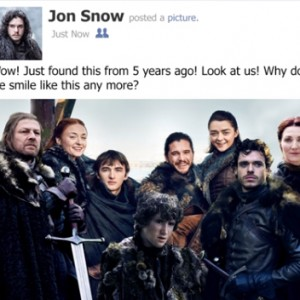If Game Of Thrones Characters Had Facebook They'd Probably Have These EPIC Conversations