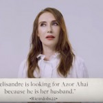 Carice Van Houten Decided To Address Some Game Of Thrones' Fan Theories. Moments Later… OMG