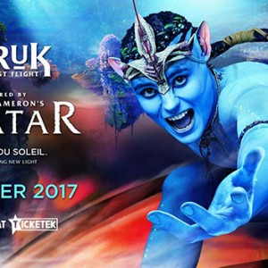 Featured Event Of The Day: Cirque Du Soleil's TORUK – The First Flight