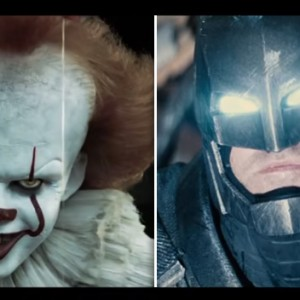 """This Is What Would Happen If Batman Took On The Terrifying """"IT""""… Prepare To Be Blown Away"""