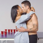 These Two Played Beer Pong While On A Blind Date Together. You Won't Believe What Happened Next