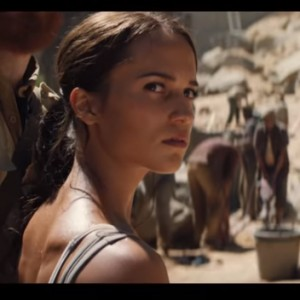 The Official Trailer For Tomb Raider Has Just Been Released And… OMG