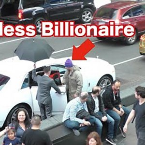These People Refused To Help This Man Because He Looked Homeless… Turns Out He's Filthy RICH