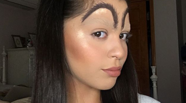 Weird Eyebrows Best Eyebrow For You - 28 hilarious eyebrow fails