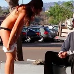 This Man Offered Money For This Woman To Strip Naked. Moments Later… OMG