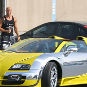 This Man Picked Up Uber Riders In A Bugatti… Their Reactions Were PRICELESS