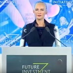Saudi Arabia Has A New Citizen And It's A Robot Named Sophia (Yes, You Read Right)