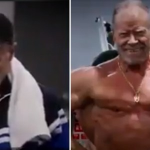 This 72-Year-Old Bodybuilder Walked Into A Gym. Seconds Later… What The??