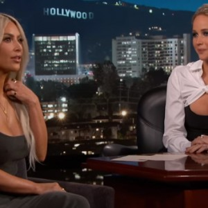 Jimmy Kimmel's Guest Host Jennifer Lawrence Just Interviewed Kim Kardashian West And… OMG