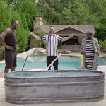 Kevin Hart Took On Usain Bolt For An Ice Bath Challenge. The Result Will Make You Laugh Out Loud