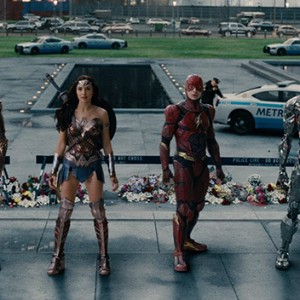 Must See Movie Of The Week: Justice League