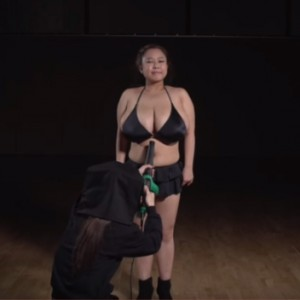 These Japanese Women Had Their Breasts Blown By Strong Wind For A Bizarre Experiment. Moments Later… WTF??