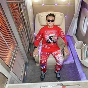 This YouTube Star Just Tested The New Emirates First Class Suite And Apparently, It's The  'Greatest Plane Seat Ever'