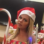 Sophie Monk's Sexy Christmas Present For Hey Boyfriend Is Guaranteed To Make Your Eyes Pop Out