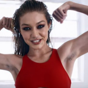 Gigi Hadid Just Revealed Some Underarm Stubble And It's Currently Taking The Internet By Storm!