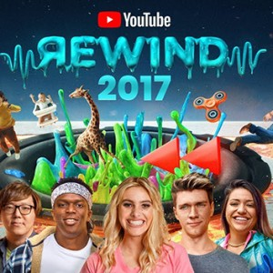 Here's A Recap Of What Actually Shaped 2017 According To YouTube