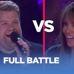 James Corden Took On Halle Berry In A Battle Rap Competition… And Halle Went Full Savage!