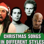 Watch This Amazing YouTuber Perform Christmas Songs In Different Styles Of Musicians