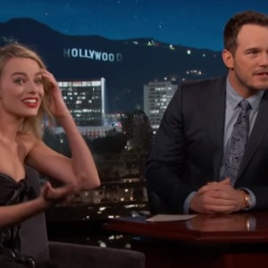 Guest Host Chris Pratt Just Interviewed Margot Robbie And Asked Her A Ton Of Bizarre Questions About Australia