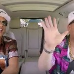 "Watch Bruno Mars, Usher, Harry Styles And More Celebs Perform ""Santa Claus Is Comin' To Town"" On Carpool Karaoke"