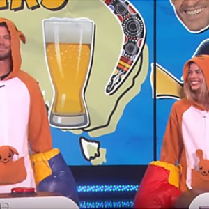 "Chris Hemsworth And Margot Robbie Competed For The Title of ""Best Australian."" The Result Was Hilarious"