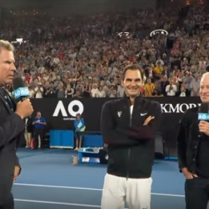 Will Ferrell Interviewed Roger Federer As Ron Burgundy… The Result Was Legendary!
