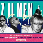 Featured Event Of The Day: Boyz II Men & TLC At The Star Event Centre