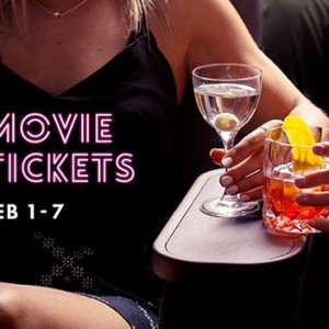 Featured Event Of The Day: $5 Movie Tickets at Palace Central