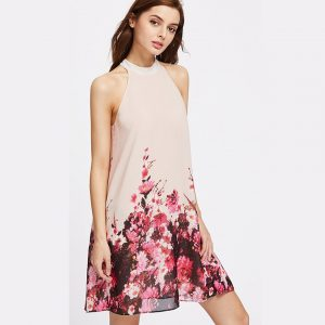 This Chic Sleeveless Party Dress Is What You Really Need To Rock This Summer