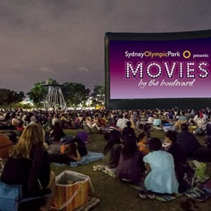 Featured Event Of The Day: Free Family Outdoor Film Festival – Movies by the Boulevard 2018