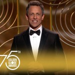 Seth Meyers' At The Golden Globes Was Absolutely Fearless