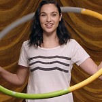 Watch Wonder Woman Star Gal Gadot Show Off Her Awesome Hula Hooping Skills