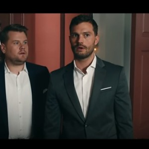 James Corden Just Introduced Fifty Shades Star Jamie Dornan To A 'New' Playroom. Seconds Later… OMG