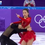 Watch This Olympic Figure Skater Handle An Epic Wardrobe Malfunction Like A Boss