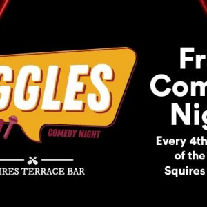 Featured Event Of The Day: Giggles Free Comedy Night