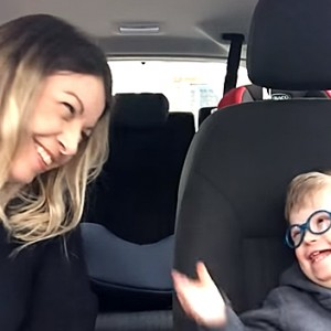 This Mums' Down's Syndrome Carpool Karaoke Video Just Made James Corden Cry