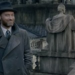 The Fantastic Beasts 2 Trailer Has Just Dropped And We Get A First Look At Jude Law As Dumbledore