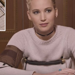 Jennifer Lawrence Decided To Take A Lie Detector Test. Moments Later… OMG