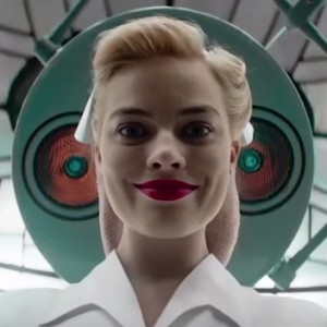 OMG! Margot Robbie Plays A Serial Killer In The New Terminal Trailer