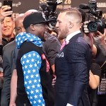 OMG! Mayweather Is Applying For An MMA License For A Potential UFC Fight With McGregor